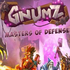 Acheter Gnumz Masters of Defense Clé Cd Comparateur Prix
