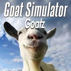 Acheter Goat Simulator Goatz Clé Cd Comparateur Prix
