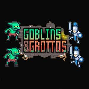 Acheter Goblins and Grottos Clé Cd Comparateur Prix