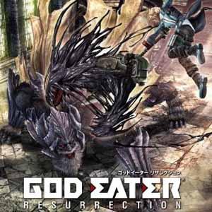 Telecharger God Eater Resurrection PS4 code Comparateur Prix