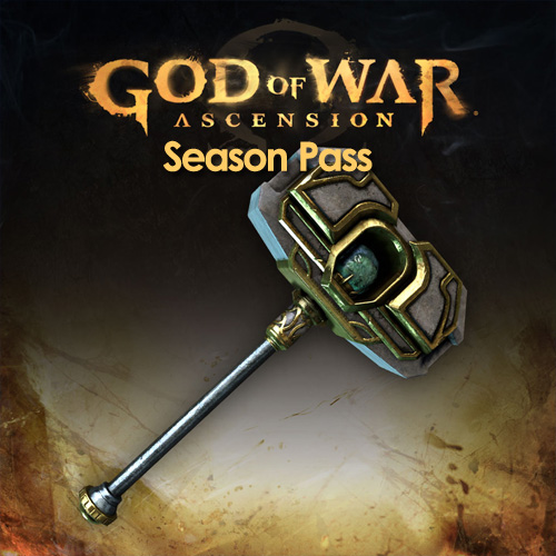Telecharger God Of War Ascension Season Pass PS3 code Comparateur Prix