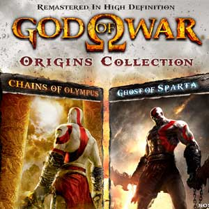 Telecharger God of War Origins Collection PS3 code Comparateur Prix