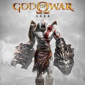 Telecharger God of War Saga PS3 code Comparateur Prix