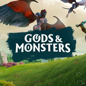 Acheter Gods & Monsters Xbox Series X Comparateur Prix