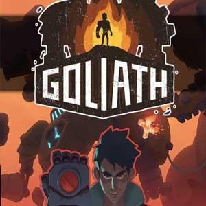 Acheter Goliath Clé Cd Comparateur Prix
