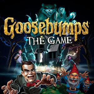 Goosebumps The Game