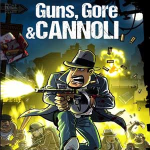 Acheter Gore Guns and Cannoli Clé Cd Comparateur Prix