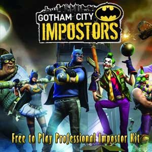 Acheter Gotham City Impostors Free to Play Professional Impostor Kit Clé Cd Comparateur Prix