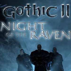 Acheter Gothic 2 Night of the Raven Clé Cd Comparateur Prix