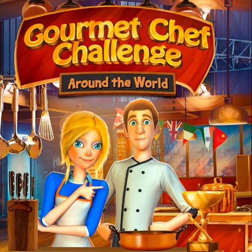 Acheter Gourmet Chef Challenge Around the World Clé Cd Comparateur Prix