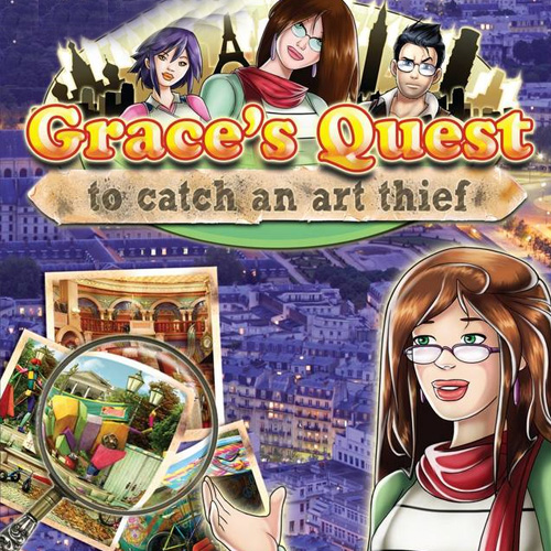 Acheter Graces Quest To Catch An Art Thief Clé Cd Comparateur Prix