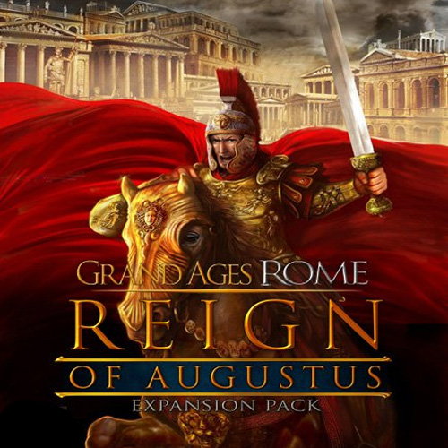 Acheter Grand Ages Rome Reign of Augustus Clé Cd Comparateur Prix