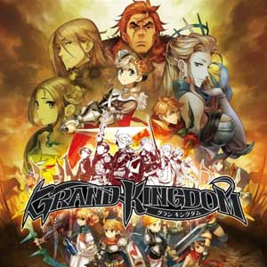 Telecharger Grand Kingdom PS4 code Comparateur Prix