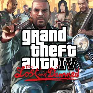 Grand Theft Auto 4 The Lost & Damned