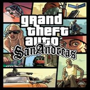 Acheter Grand Theft Auto San Andreas PS3 Code Comparateur Prix