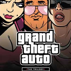Acheter Grand Theft Auto The Trilogy Clé CD Comparateur Prix