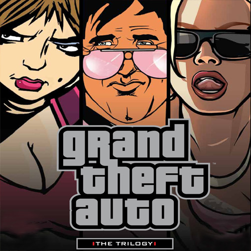 Acheter Grand Theft Auto Trilogy Restricted To Germany Clé Cd Comparateur Prix