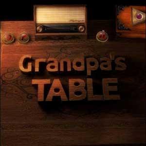 Acheter Grandpas Table Clé Cd Comparateur Prix