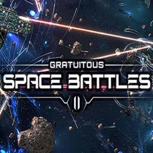 Acheter Gratuitous Space Battles 2 Clé Cd Comparateur Prix