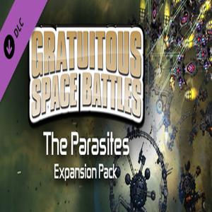 Acheter Gratuitous Space Battles The Parasites Clé CD Comparateur Prix