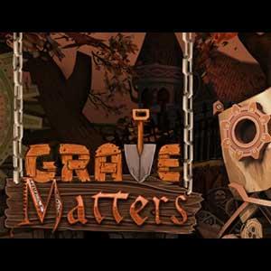 Acheter Grave Matters Clé Cd Comparateur Prix