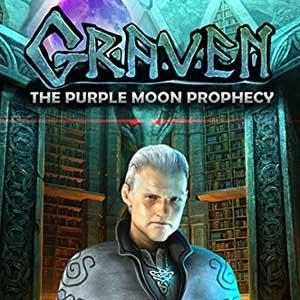 GRAVEN The Purple Moon Prophecy