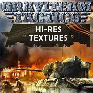 Acheter Graviteam Tactics Hi-Res Textures Clé Cd Comparateur Prix