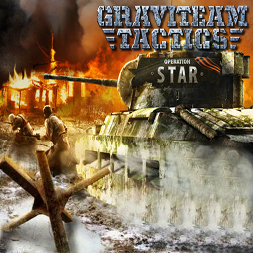 Acheter Graviteam Tactics Operation Star Cle Cd Comparateur Prix
