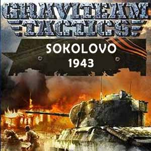 Acheter Graviteam Tactics Sokolovo 1943 Clé Cd Comparateur Prix