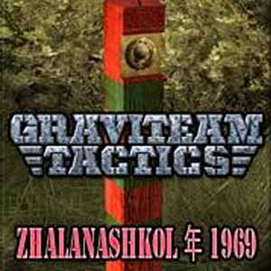 Acheter Graviteam Tactics Zhalanashkol 1969 Clé Cd Comparateur Prix