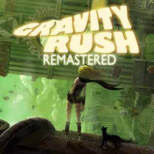 Telecharger Gravity Rush Remastered PS4 code Comparateur Prix
