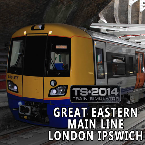 Train Simulator Great Eastern Main Line London Ipswich