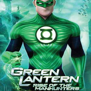 Acheter Green Lantern Rise of the Manhunters Nintendo 3DS Download Code Comparateur Prix