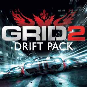 Acheter GRID 2 Drift Pack Clé Cd Comparateur Prix