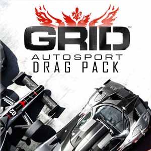 Acheter GRID Autosport Drag Pack Clé Cd Comparateur Prix
