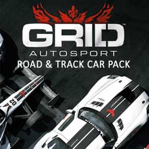 Acheter GRID Autosport Road & Track Car Pack Clé Cd Comparateur Prix
