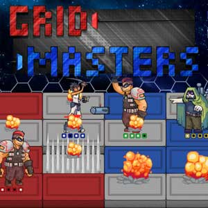 Acheter Grid Masters Clé Cd Comparateur Prix