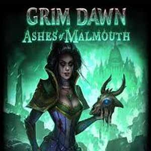 Grim Dawn Ashes of Malmouth Expansion