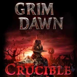 Grim Dawn Crucible Mode