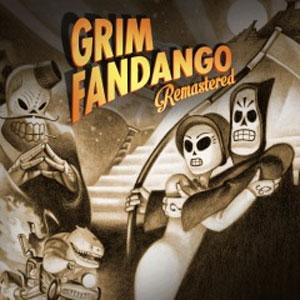 Acheter Grim Fandango Remastered Xbox One Comparateur Prix