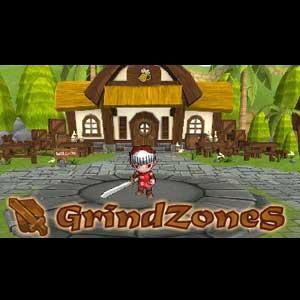 Acheter Grind Zones Clé Cd Comparateur Prix