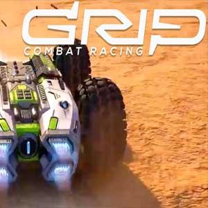 Acheter GRIP Combat Racing PS4 Comparateur Prix