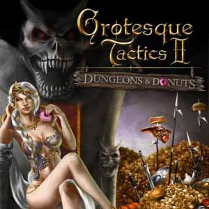 Acheter Grotesque Tactics 2 Dungeons and Donuts Clé Cd Comparateur Prix