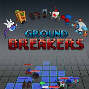 Acheter Ground Breakers Clé Cd Comparateur Prix