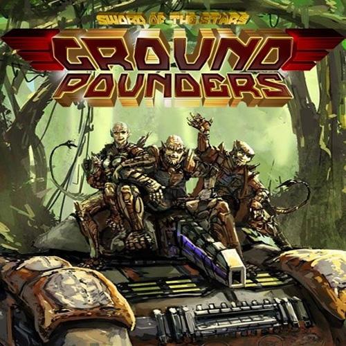 Acheter Ground Pounders Tarka Clé Cd Comparateur Prix