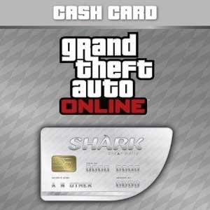 GTA V 5 Great White Shark Cash Card