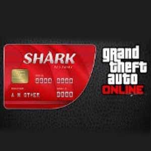 GTA 5 Red Shark Cash Card