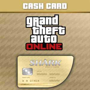 GTA 5 Whale Shark Cash Card