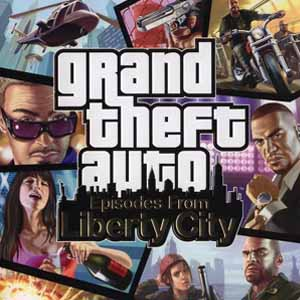Telecharger GTA Episodes from Liberty City PS3 code Comparateur Prix