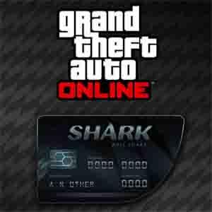 Acheter GTAO Bull Shark Cash Card Gamecard Code Comparateur Prix